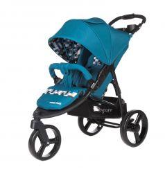 Прогулочная коляска Baby Care Jogger Cruze, цвет: blue 17