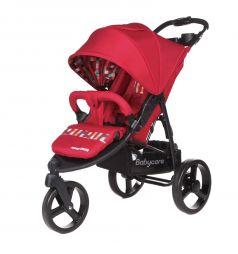 Прогулочная коляска Baby Care Jogger Cruze, цвет: red 17