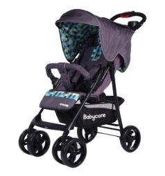 Прогулочная коляска Baby Care Voyager, цвет: grey 17