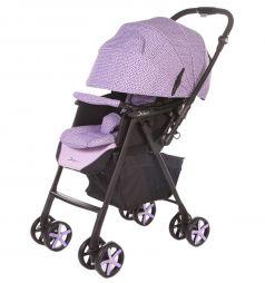 Прогулочная коляска Jetem Graphite, цвет: фиолетовый