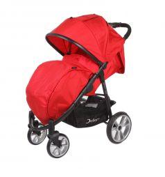 Прогулочная коляска Jetem Orion 4.0, цвет: красный