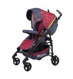 Коляска-трость Baby Care GT4, цвет: red 17