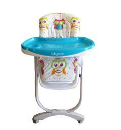 Стульчик для кормления Baby Care Trona, цвет: Blue