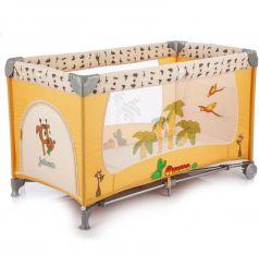 Манеж-кровать Jetem C3, цвет: африка