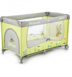 Манеж-кровать Jetem C4, цвет: пчела