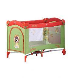 Манеж-кровать Jetem C5, цвет: лев
