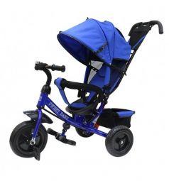 Трехколесный велосипед Sweet Baby Mega Lexus Trike 8/10 EVA, цвет: Blue