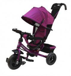 Трехколесный велосипед Sweet Baby Mega Lexus Trike 8/10 EVA, цвет: violet