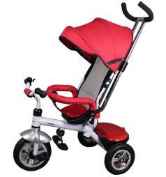 Велосипед Tommy Easy Run, цвет: red