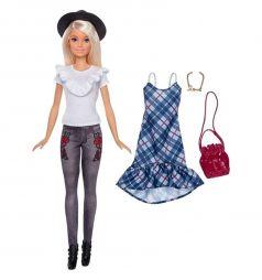 Кукла Barbie Игра с модой С аксессуарами 29 см