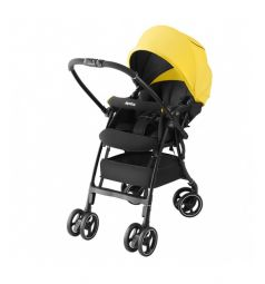 Прогулочная коляска Aprica Luxuna air, цвет: желтый