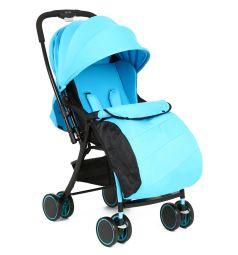 Прогулочная коляска Glory 1010, цвет: голубой