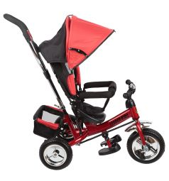 Велосипед Leader Kids S-686, цвет: красный