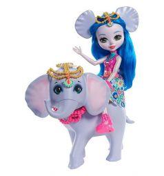 Кукла Enchantimals Ekaterina Elephani antik