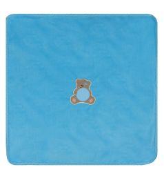 Babyglory Плед Тимоша 90 х 90 см, цвет: голубой