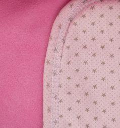 Babyglory Плед Тимоша 90 х 90 см, цвет: розовый