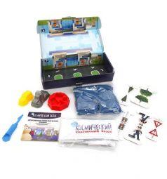 Набор Космический песок игрушки в наборе Дорожные приключения с аксессуарами (1 кг)