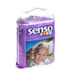 Подгузники Senso Baby (11-25 кг) 56 шт.