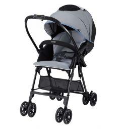 Прогулочная коляска Combi Mechacal Handy Light S, цвет: gray