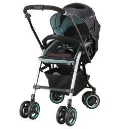 Прогулочная коляска Combi MiracleTurn Elegant II, цвет: бирюзовый