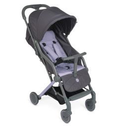 Прогулочная коляска Happy Baby Umma, цвет: lilac