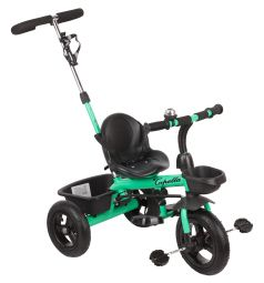 Велосипед Capella 6187, цвет: зеленый