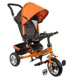 Велосипед Leader Kids S-686, цвет: оранжевый