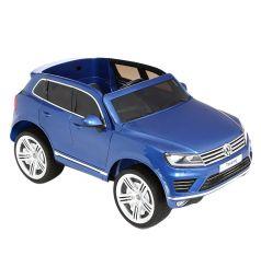 Электромобиль Weikesi Volkswagen Touareg, цвет: синий
