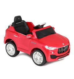 Электромобиль Weikesi Maserati Levante, цвет: красный