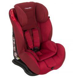 Автокресло Capella S12310, цвет: красный