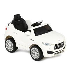 Электромобиль Weikesi Maserati Levante, цвет: белый
