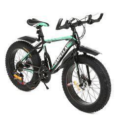 Велосипед Capella G20A705A, цвет: зеленый