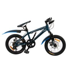 Велосипед Capella G16A703, цвет: синий