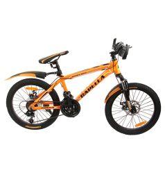 Велосипед Capella G20A703, цвет: оранжевый
