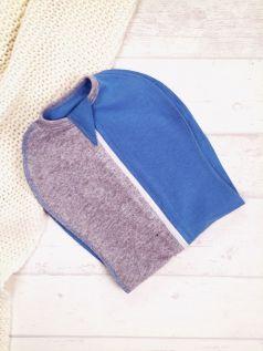Супермамкет Конверт-кокон Небесный меланж, цвет: серый/синий