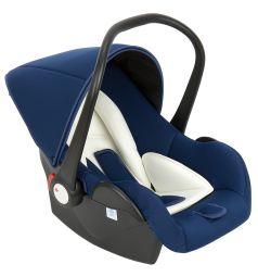 Автокресло Leader Kids Baby Leader Comfort II, цвет: белый/синий