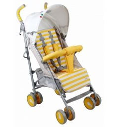 "Sweet Baby, Коляска прогулочная ""Marella"", (yellow)"