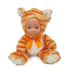 Кукла мягконабивная Fluffy Family Мой котенок 20 см