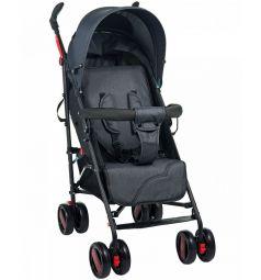 Прогулочная коляска Sweet Baby Cannoli, цвет: dark grey