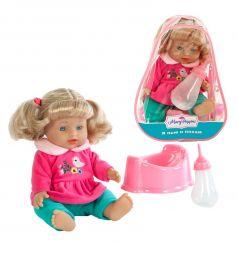 Интерактивная кукла Mary Poppins Пью и писаю Лизи 30 см