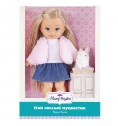 Кукла Mary Poppins Мой милый пушистик Элиза с зайкой 26 см