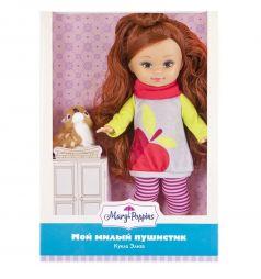Кукла Mary Poppins Мой милый пушистик Элиза с олененком 26 см