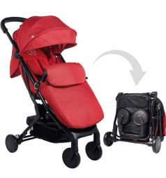 Прогулочная коляска Sweet Baby Combina Tutto, цвет: red
