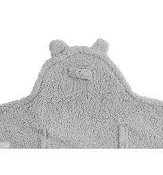 Jollein Конверт-одеяло 100 х 105 см, цвет: серый