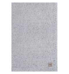 Jollein Плед Confetti knit 100 х 150 см, цвет: серый