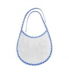 Нагрудник Витоша защитный, цвет: белый/синий