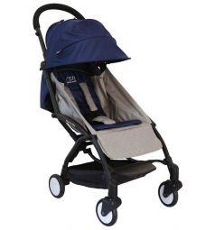 Прогулочная коляска Sweet Baby Mamma Mia, цвет: linen jeans