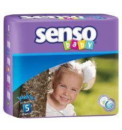 Подгузники Senso Baby (11-25 кг) 32 шт.