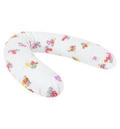 Подушка для беременных Leader Kids Цифры, цвет: белый