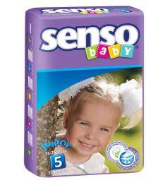 Подгузники Senso Baby Junior (11-25 кг) 16 шт.